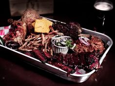 The best places in Montreal for barbecue ribs, chicken, and pulled pork