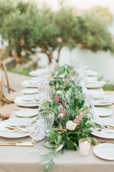 Photography: Anna Roussos Photography - annaroussos.com Venue: Elounda Mare Hotel - www.eloundamare.com/en/home Event Planning And Design: Rock Paper Scissors Events - rpsevents.gr/   Read More on SMP: http://www.stylemepretty.com/destination-weddings/2016/01/19/rustic-elegant-crete-destination-wedding/