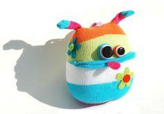 sock buddy adorableness