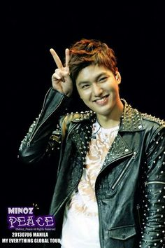 Lee Min Ho- My Everything Global Tour, Manila Philippines 07.06.2013