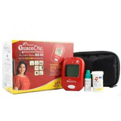 BG 02 Gluco One~ Blood Glucose Monitoring System (No Code Monitor) is a fast, gentle and easy way to test and see the effects of food on your blood glucose results.