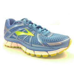 innovative design 6a4b9 04cfe Brooks Womens Adrenaline GTS 17 Trainers Running is smooth sailing with  the Adrenaline GTS 17 shoe