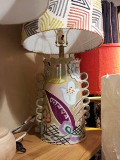 Lamp at anthropologie