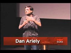 ▶ Self Control: Dan Ariely at TEDxDuke - YouTube