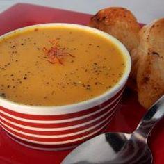 Karottensuppe mit Safran @ de.allrecipes.com