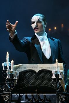 See Phantom of the Opera live!!! Sigh. One of the best shows. I love all the music from it.