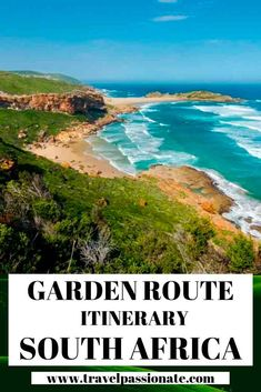 Planning a road trip to the Garden Route in South Africa? In this post find a Garden Route itinerary from Cape Town to Port Elizabeth with lots of info Travel Vacation List Holiday Tour Trip Destinations Cool Places To Visit, Places To Travel, Places To Go, Travel Photographie, Road Trip, Africa Destinations, Family Destinations, Garden Route, Piano Sheet