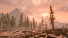 [Skyrim: Special Edition] Bethesda REALLY nailed it with the visuals. Again.