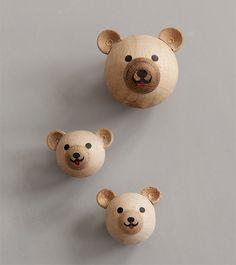 Zara bear hooks