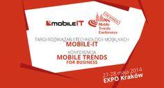 Dowiedz się więcej o Targach Mobile-IT oraz Konferencji Mobile Trends for Business! http://marketingmobilny.pl/mobilne-konkrety-czyli-targi-mobile-it-i-mobile-trends-for-business/  #mobiletrends #marketingmobilny #mobileIT