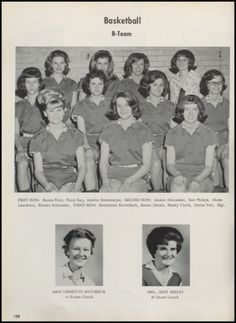 1965 Taylor High School Yearbook via Classmates.com