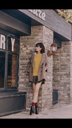 Kim So Hyun Fashion, Korean Fashion, Kim Sohyun, Girls Dp Stylish, Child Actresses, Leather Skirt, Celebs, Korean Style, South Korea