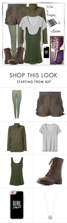 """""""The Academy Outfit #12"""" by lola-twfanmily ❤ liked on Polyvore featuring M&Co, Helmut Lang, Etienne Marcel, Gap, L'Agence, Charlotte Russe, Casetify and Georg Jensen"""