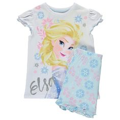 Disney Frozen Elsa Pyjamas