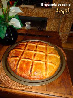 Empanada de carne de Asyut