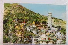 China Hong Kong Postcard Old Vintage Card View Standard Souvenir Postal Post PC