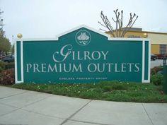 Gilroy Premium Outlet  Gilroy, California