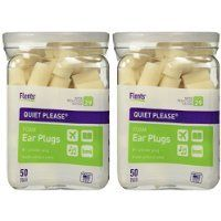 Flents Quiet Please Foam Ear Plugs 50-Pair (Pack of 2) Thank you to all the patrons We hope that he has gained the trust from you again the next time the service * For more information, visit image link.