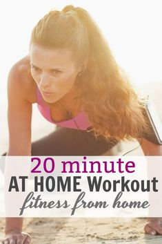 20 Minute At Home Workout That Works - this workout will have you done and feeling amazing in no time flat! Think you don't have time to workout, think again! Health And Wellness, Health Fitness, Workout Fitness, How To Relieve Headaches, Natural Home Remedies, Parenting Advice, Mom And Dad, Fitspiration, At Home Workouts