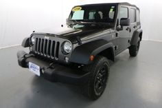 Used 2016 Jeep Wrangler 4WD Unlimited Sport in Solon OH 44139 - 458437982