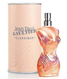 """Jean Paul Gaultier Classique, Starts At Us $30 Gaultier Classique  The designer line re-launched the fragrance in March 2016, along with the """"Le Male"""" which was inspired by spinach-popping Pop Eye, the sailor man. Available in 100 ml bottle, Classique is a fragrant combination of citrusy lemon, spicy ginger and the floral sweetness of tiara and jasmine with hints of orange."""