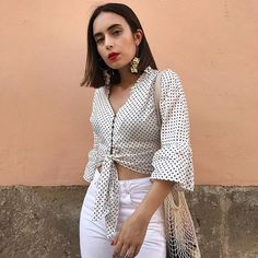 """Issa """"I'm in Spain, so a low-key flamenco look is totally acceptable"""" kinda vibe!#thatsaleaftravels"""