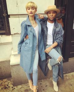 luxurylaw: Twinning with me Main.... #zendaya