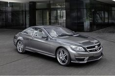 Mercedes CL63 AMG. Secondary everydayer when a little bit more boot/passenger space required.