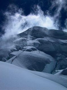 Chopicalqui: Cordillera Blanca in Peru