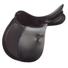 "General Purpose Saddle www.horobin.com.au PH General Purpose Saddle is a great saddle for the allrounder, suitable for young riders starting out, older riders for support and comfort and the everyday rider who would like something to do a bit of everything in.   Fully adjustable Forward cut flap NEW grippy leather Beautiful & Soft Narrow Twist Wool Flocked 15.5""-18"" Please note this image is an example of a General Purpose in english leather."