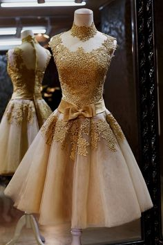 Image result for a line wedding dress high lace collar summer