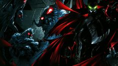 Spawn Wallpaper Art by Fury Arts by GhoSboiArts on DeviantArt 2560×1440 Spawn Wallpaper (44 Wallpapers) | Adorable Wallpapers