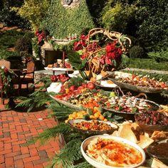 #holidayweddingsarebeautiful @windwoodweddings #weddingvenue #catering #southerncharm #equestrian@cecedesigns