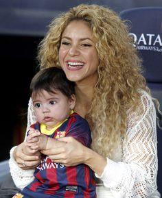 Shakira revela el secreto de su felicidad: Las sonrisas de las personas que quiero.