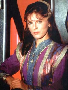 Delenn - want to be her when I grow up