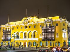 Lima at Night | by stbaus7