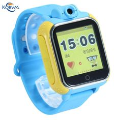 47.41$  Watch more here - http://aih7r.worlditems.win/all/product.php?id=32795116003 - Updated GPS Kids Smart Watch With Phone Function WIFI Location Touch Screen Wrist Sim Baby Watch With Mic For Apple IOS Android