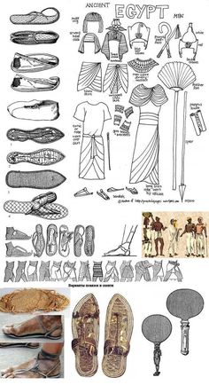 The paper men of Ancient History are here! Featuring Ancient Egypt, Ancient Rome, Vikings, Ancient China and Japan and Ancient India, these paper men will complement your Paper Dolls of Ancient Histor Ancient Egypt Clothing, Ancient Egypt Fashion, Egyptian Fashion, Ancient Egypt History, Egyptian Art, Ancient Rome, Rome History, History Essay, Egyptian Costume