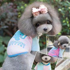 Tシャツ・タンクトップ/可愛い/犬猫用品/ペット服/犬服 cayjpet-ca212 1