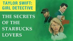 A Taylor Swift-Themed Detective Book Is Happening
