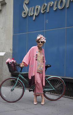 Likevelo 100 Inspiration 100 Bicycle Style รวบรวบแฟชั่น Bicycle Style มาให้ดูกันเล่น