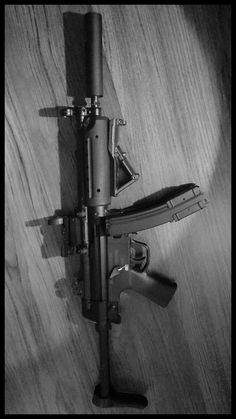 SMG Tactical Heckler & Koch H&K MP5 Tactical