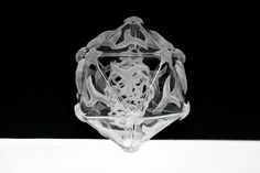 hand foot and mouth disease the blown glass sculptures of UK-based artist luke jerram visualize some of biology's most fatal facets, depicting deadly diseases and varyi...
