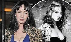 Lysette Anthony was left 'homeless and on welfare' after break-ups #DailyMail