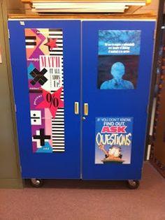 Middle school math blog