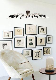 Frames Black & White