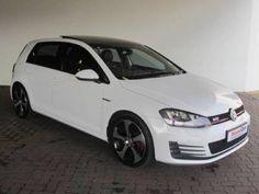 Used Volkswagen Golf VII GTi 2.0 TSI DSG for sale in Kwazulu Natal, car manufactured in 2013 (ID:1437683)