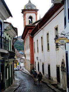 Ouro Preto #Brazil | Photo By - Beatriz Bianchi