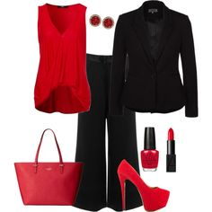 """""""Work in Red"""""""