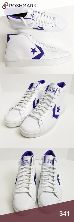 42b49b42b1b0 Converse Mens PL 76 Mid Shoes Sneakers Mens 10.5 Converse Mens PL 76 Mid  Shoes Sneakers